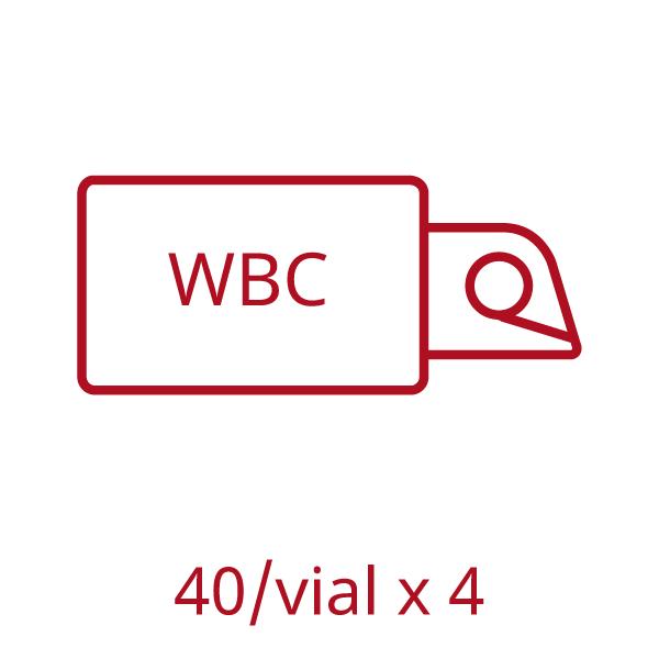 HemoCue WBC cuvettes
