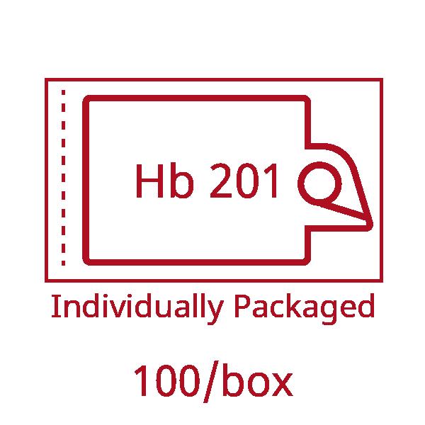 HemoCue Hb 201 cuvettes