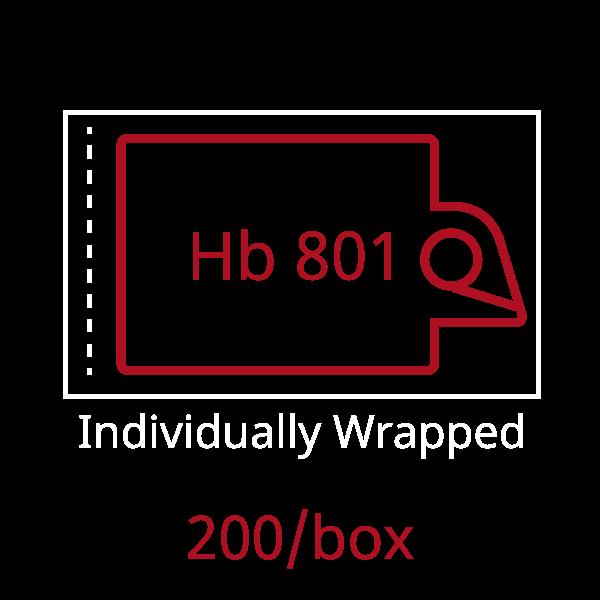 HemoCue Hb 801 cuvettes