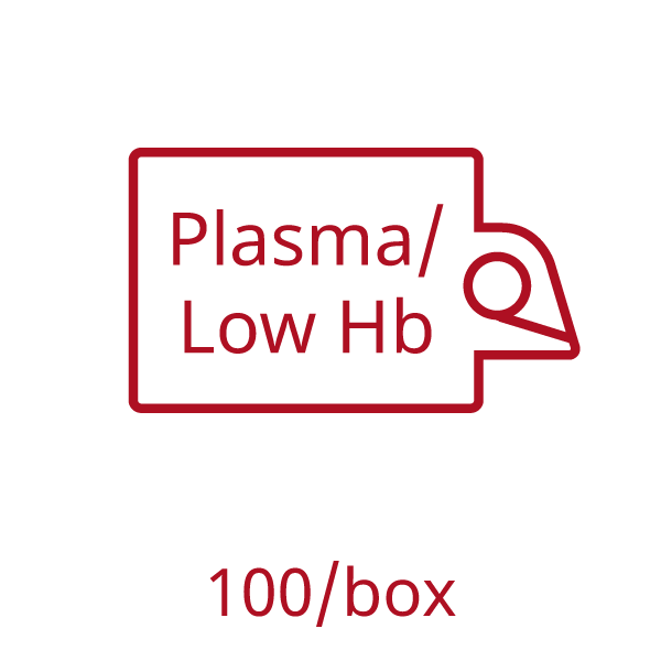 HemoCue Plasma/Low Hb cuvettes