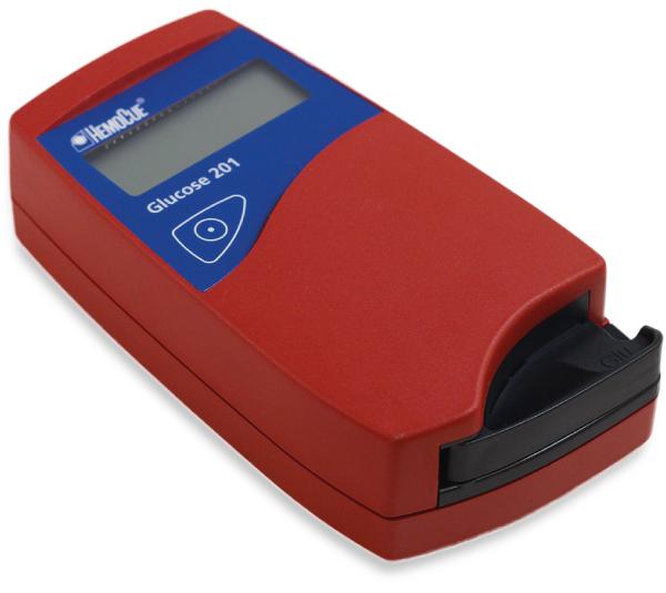 HEmoCue Glucose 201 analyzer - professional grade