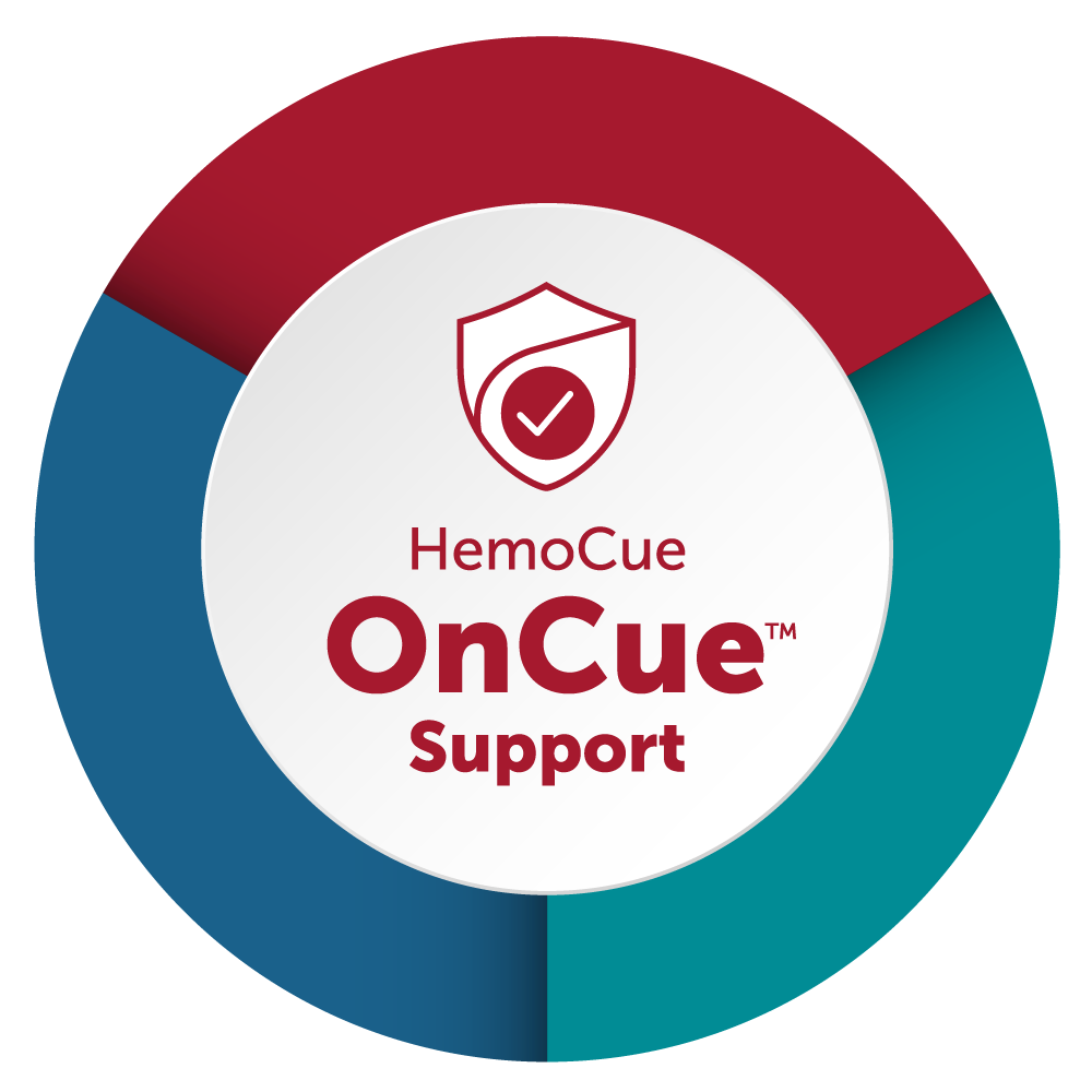 OnCueOnCue_support