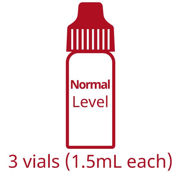 HemoCue Glucose 201 Analyzer Normal Control