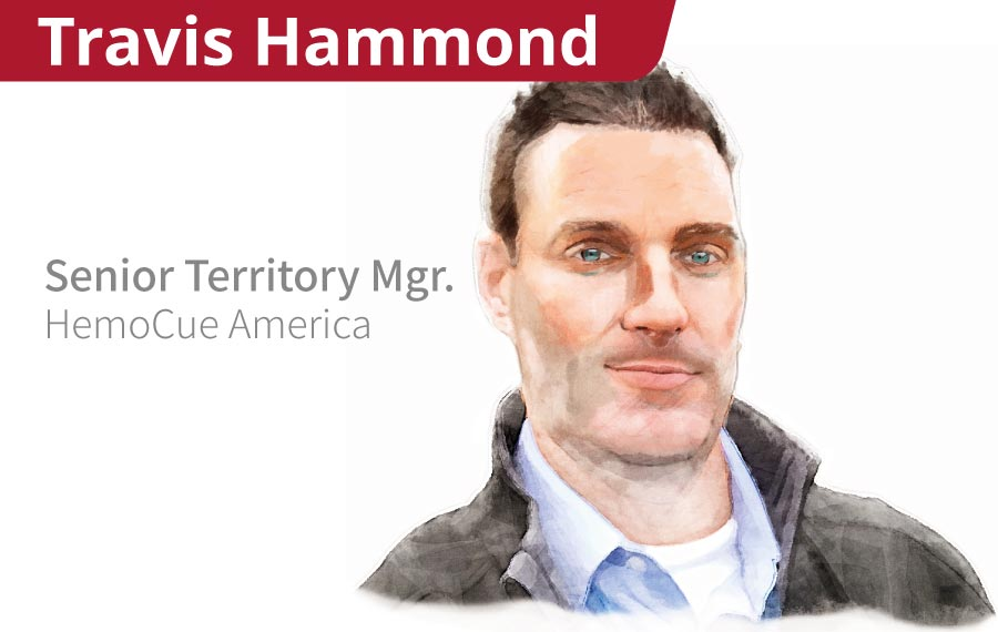 HemoCue Territory Manager