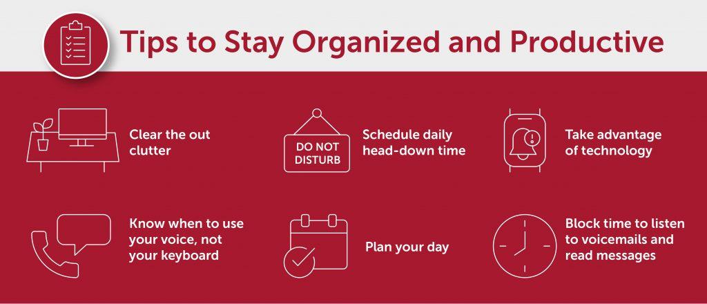 Make Work Life Organized